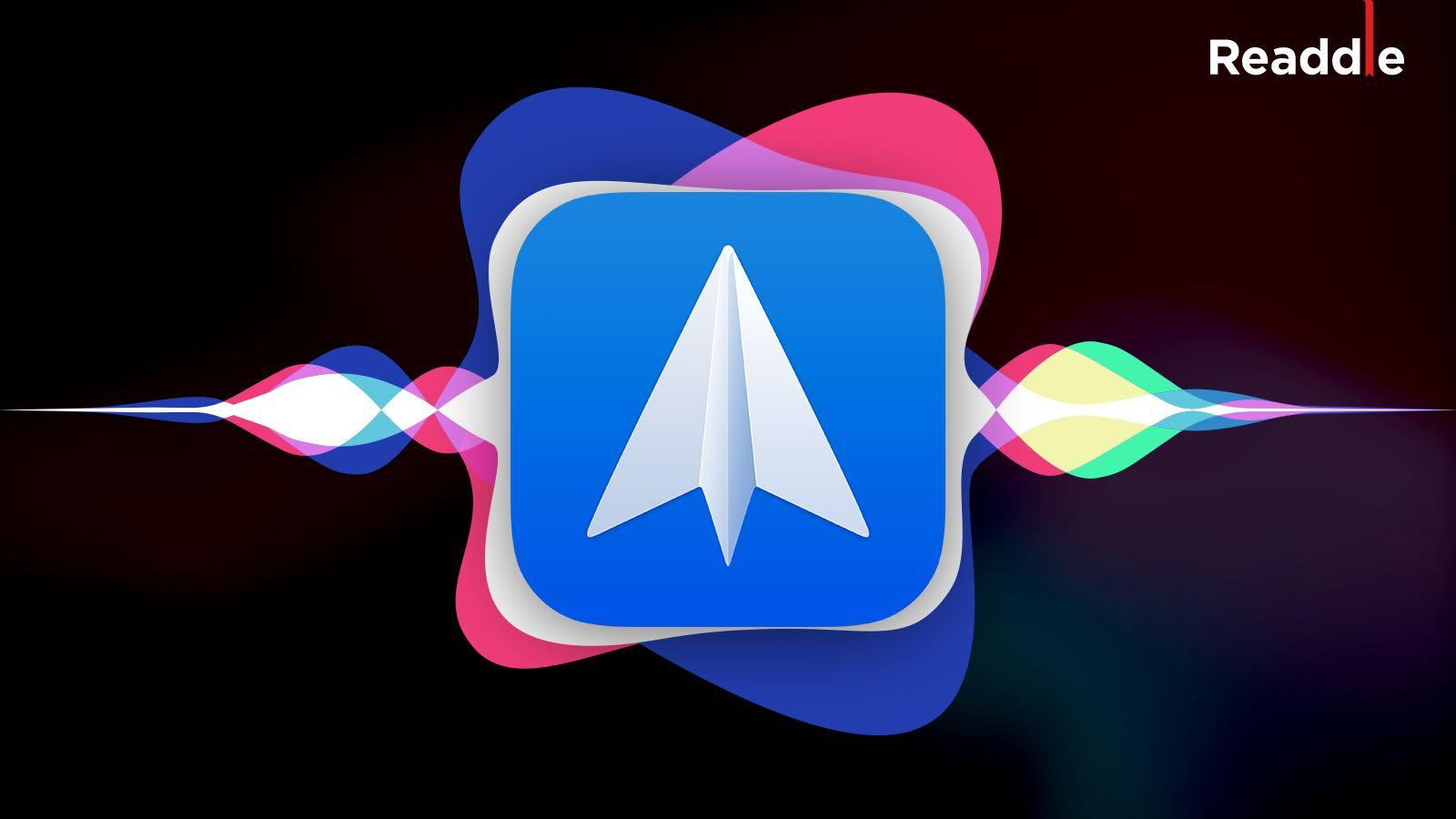 Spark Siri Shortcuts - hero image