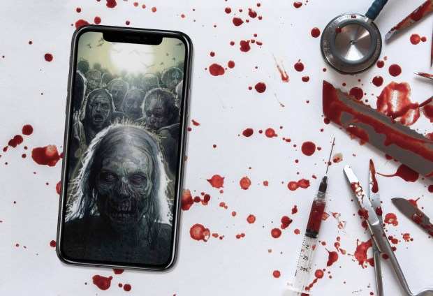 Minimal Halloween Iphone Wallpaper Pack Everything Apple