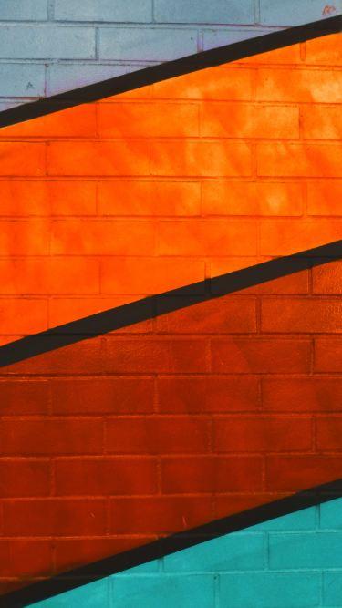 graffiti brick wall iphone wallpaper JFL 7
