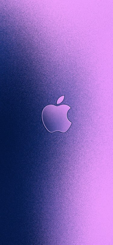 v2 with Apple Logo iPhone XS Max wallpaper ar72014