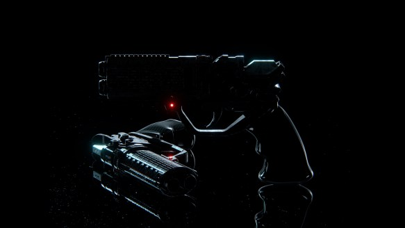 Blade Runner 2046 K's Blaster 2 Jason Zigrino