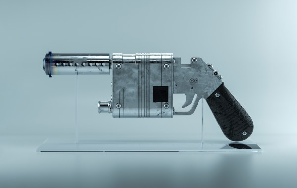 Rey's Blaster Jason Zigrino b