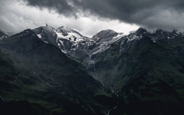 mountain wallpaper Glacier_Falls_-_MacBook_Pro_Wallpaper