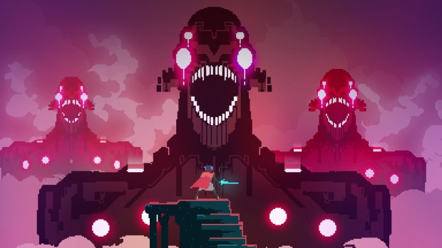 Hyper Light Drifter is coming to iOS