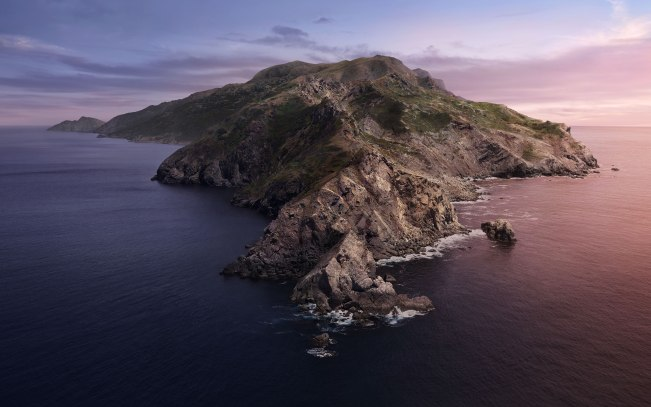macOS Catalina wallpaper idownloadblog