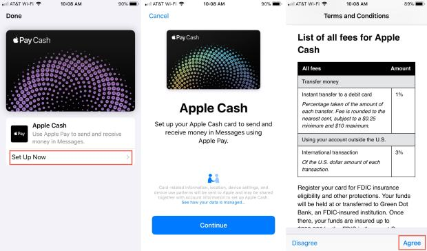 Set Up Apple Pay iPhone
