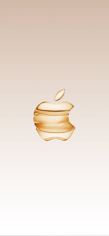 iPhone 11 event wallpaper gold 9techeleven