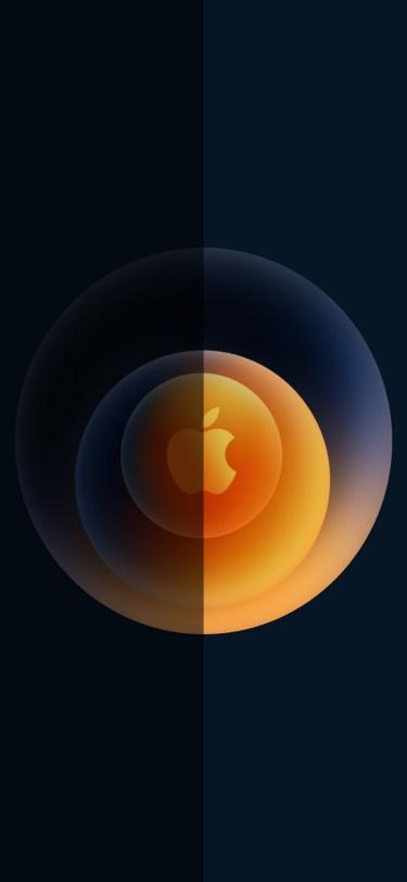 Hi Speed wallpapers Apple Event October 2020 iDownloadBlog iPhone 9techeleven 50 - 50 Invert