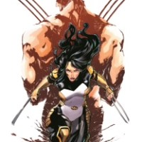 X-23 Cuts Loose in DEATH OF WOLVERINE: THE LOGAN LEGACY !