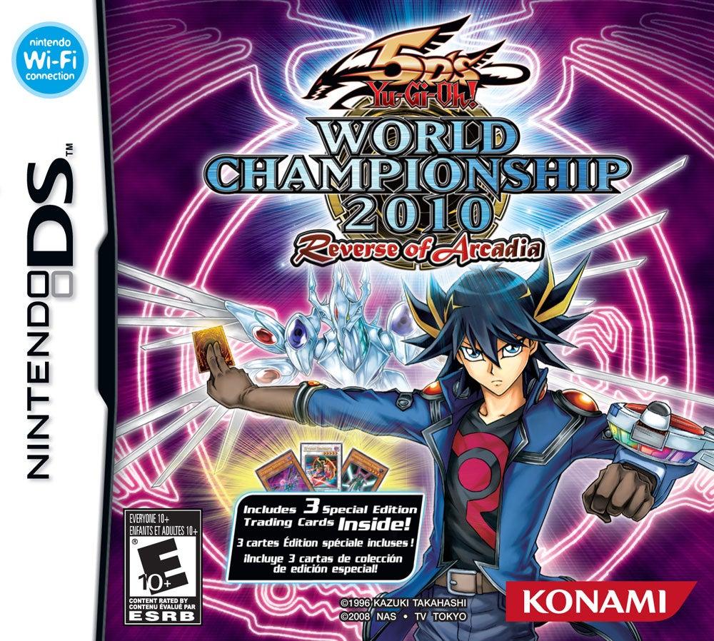 Yu Gi Oh World Championship 2010 Reverse Of Arcadia