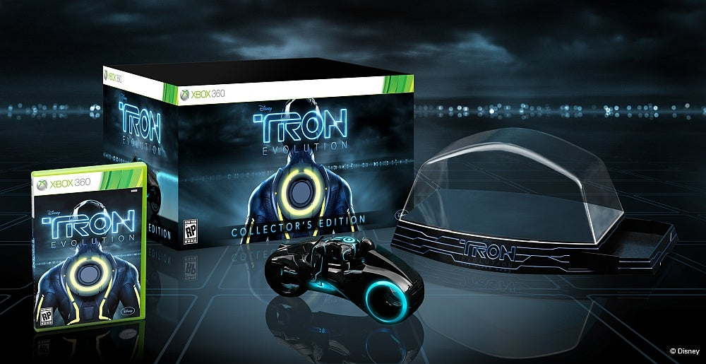 Tron Evolution Collectors Edition Xbox 360 IGN