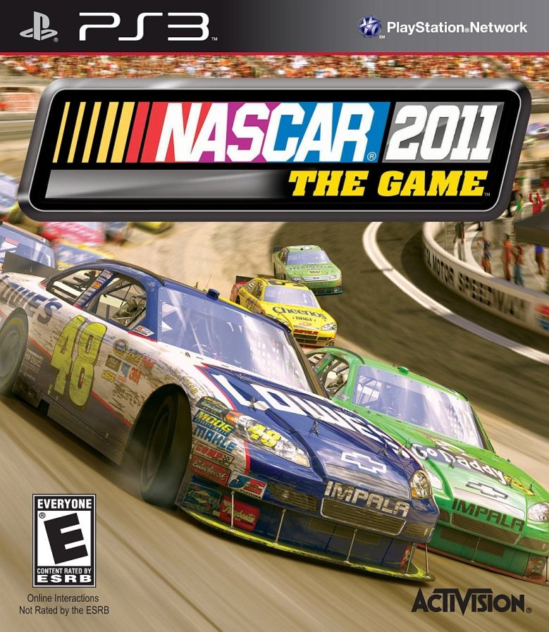 NASCAR The Game 2011 - PlayStation 3 - IGN