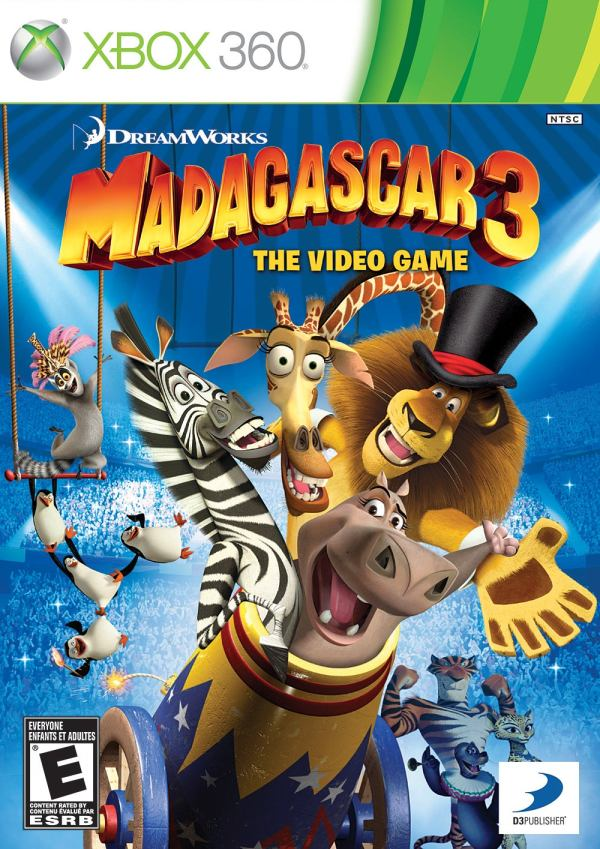 Madagascar 3: The Video Game - Xbox 360 - IGN