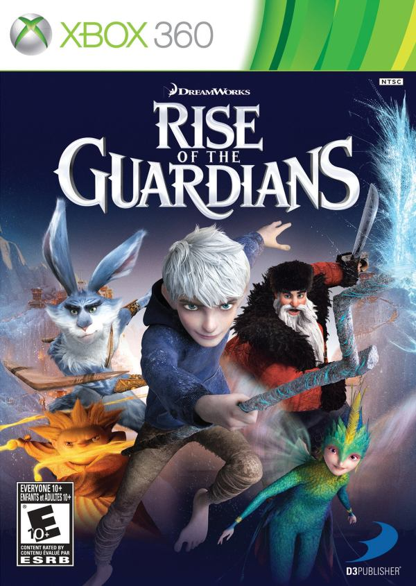 Rise of the Guardians: The Video Game - Xbox 360 - IGN