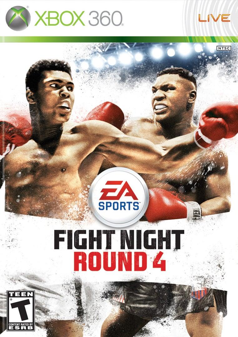 Fight Night Round 4 Xbox 360 IGN