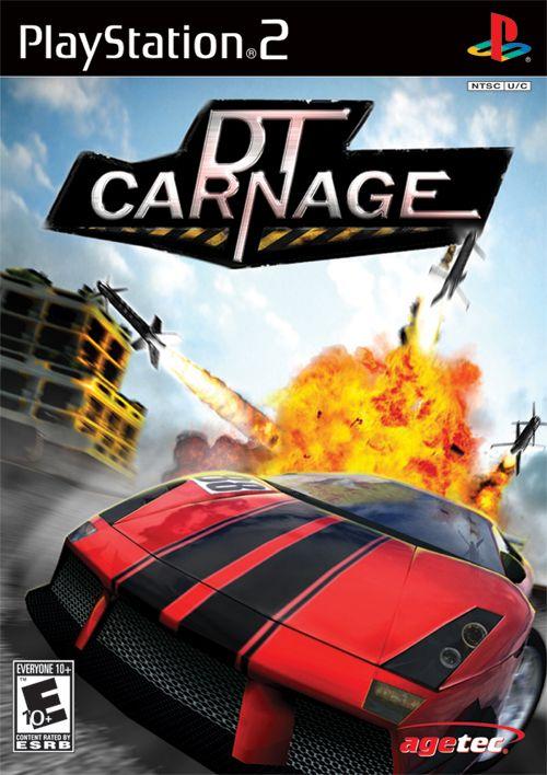 DT Carnage PlayStation 2 IGN