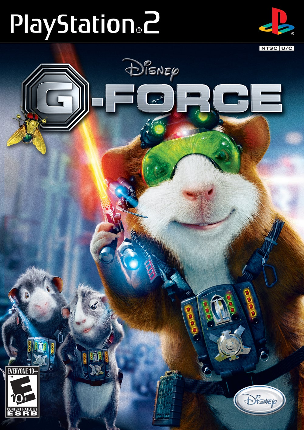 G Force Review IGN