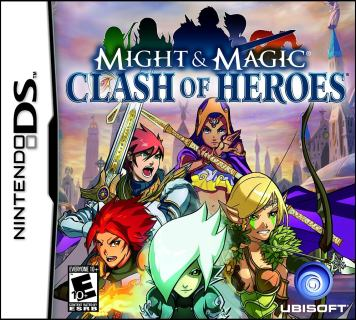 Image result for might and magic clash of heroes box art