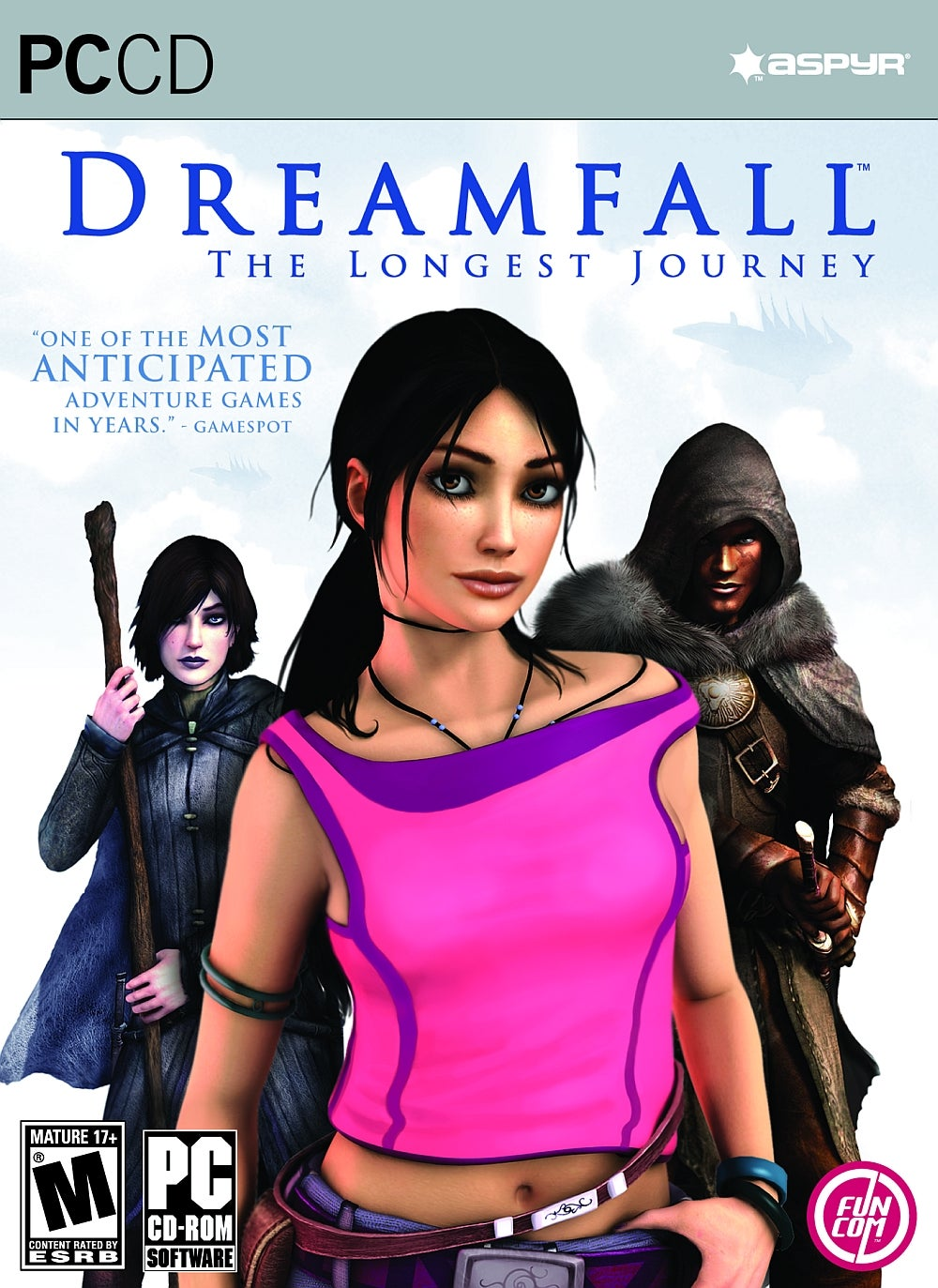 E3 2004 Dreamfall The Longest Journey First Look IGN