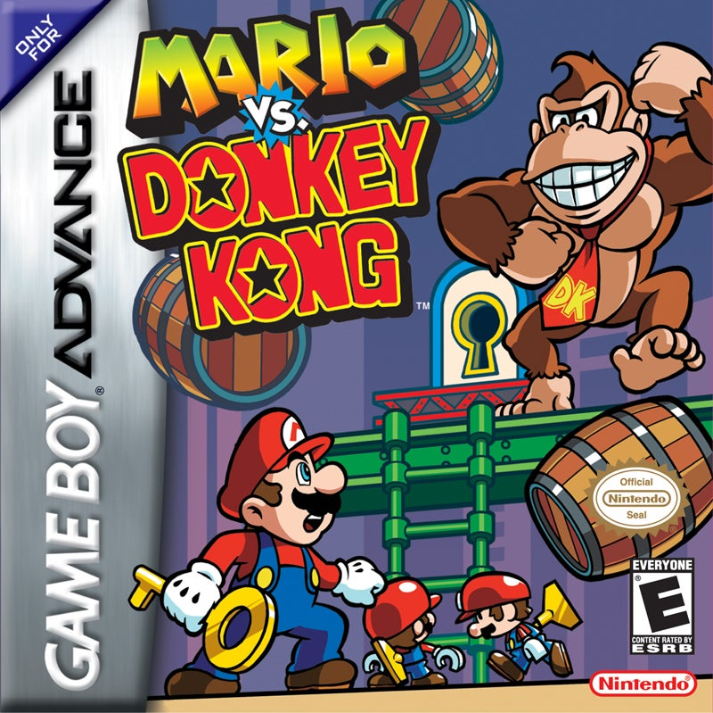 Mario Vs Donkey Kong Game Boy Advance IGN