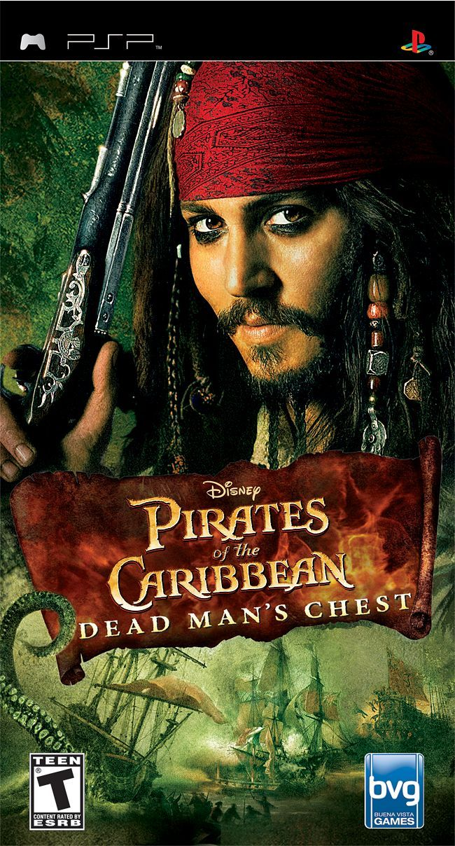 Pirates Of The Caribbean Dead Mans Chest Review IGN