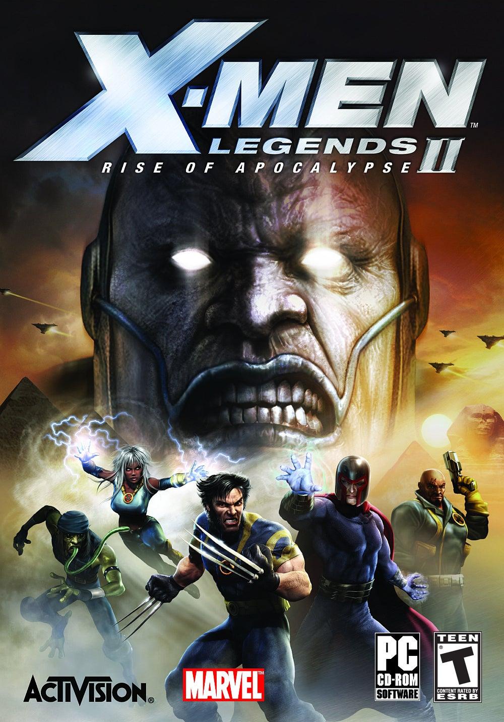 X Men Legends II Rise Of Apocalypse Team QampA 2 IGN
