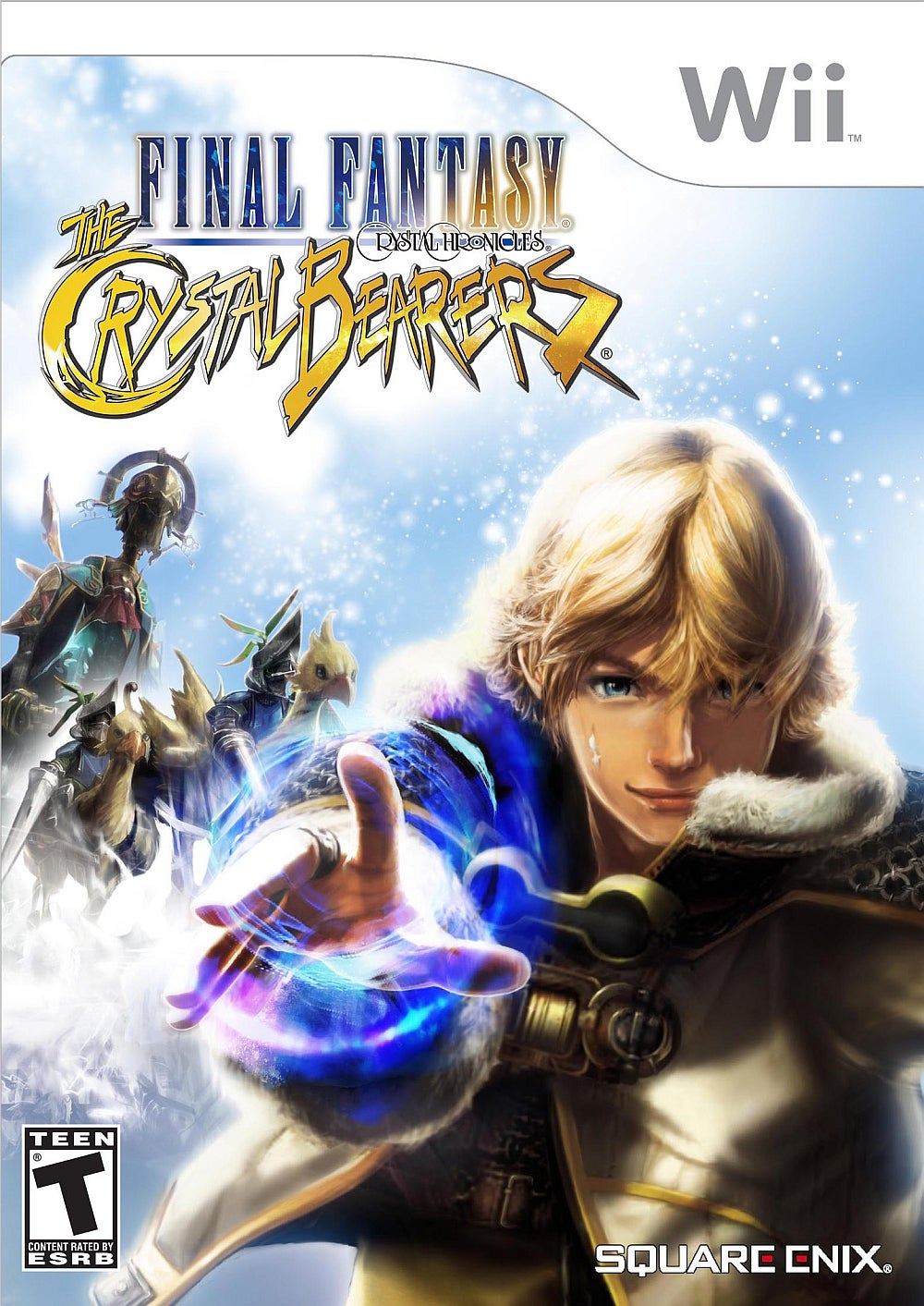 Final Fantasy Crystal Chronicles Crystal Bearers Wii IGN