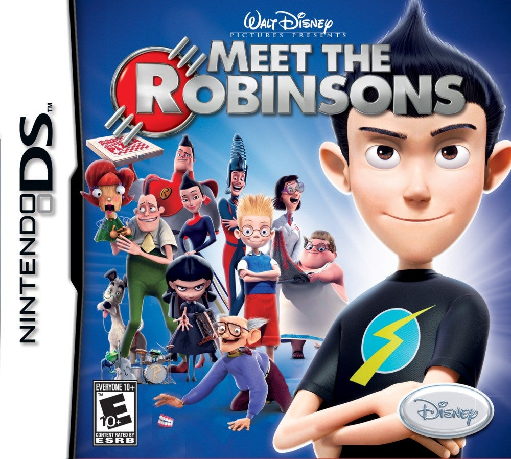 Meet The Robinsons Hands On IGN