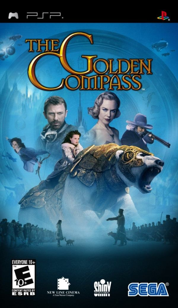 The Golden Compass - PlayStation Portable - IGN