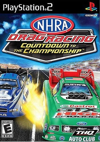 NHRA Countdown To The Championship Review IGN