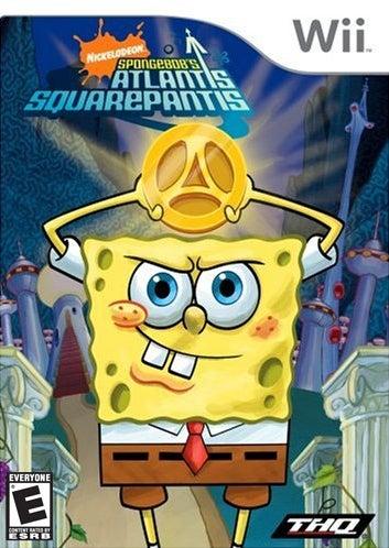 SpongeBobs Atlantis SquarePantis Wii IGN