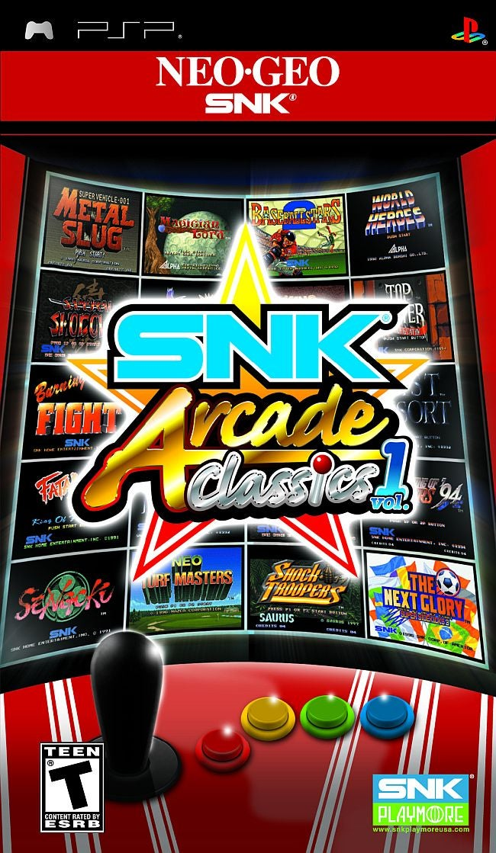 SNK Arcade Classics Vol 1 Review IGN