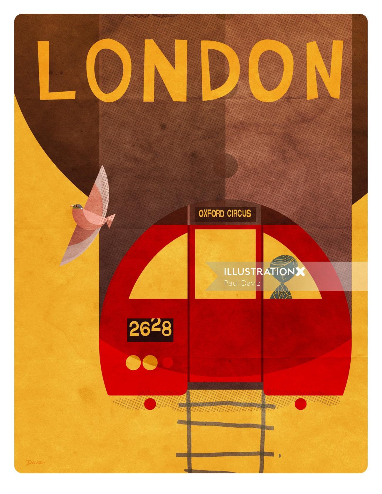 tube illustration by paul daviz