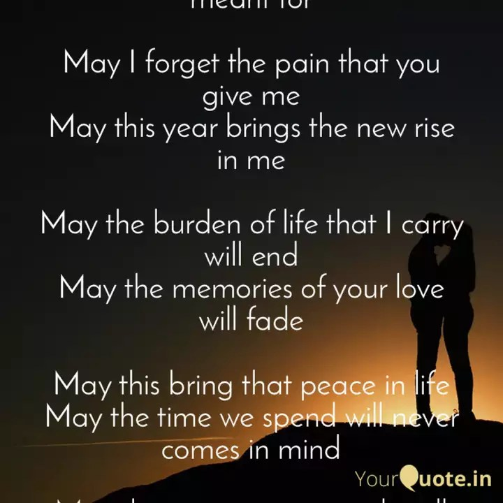may this year bring you happiness