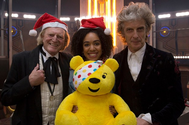 Doctor Who Christmas special: Twice Upon a Time scene to ...