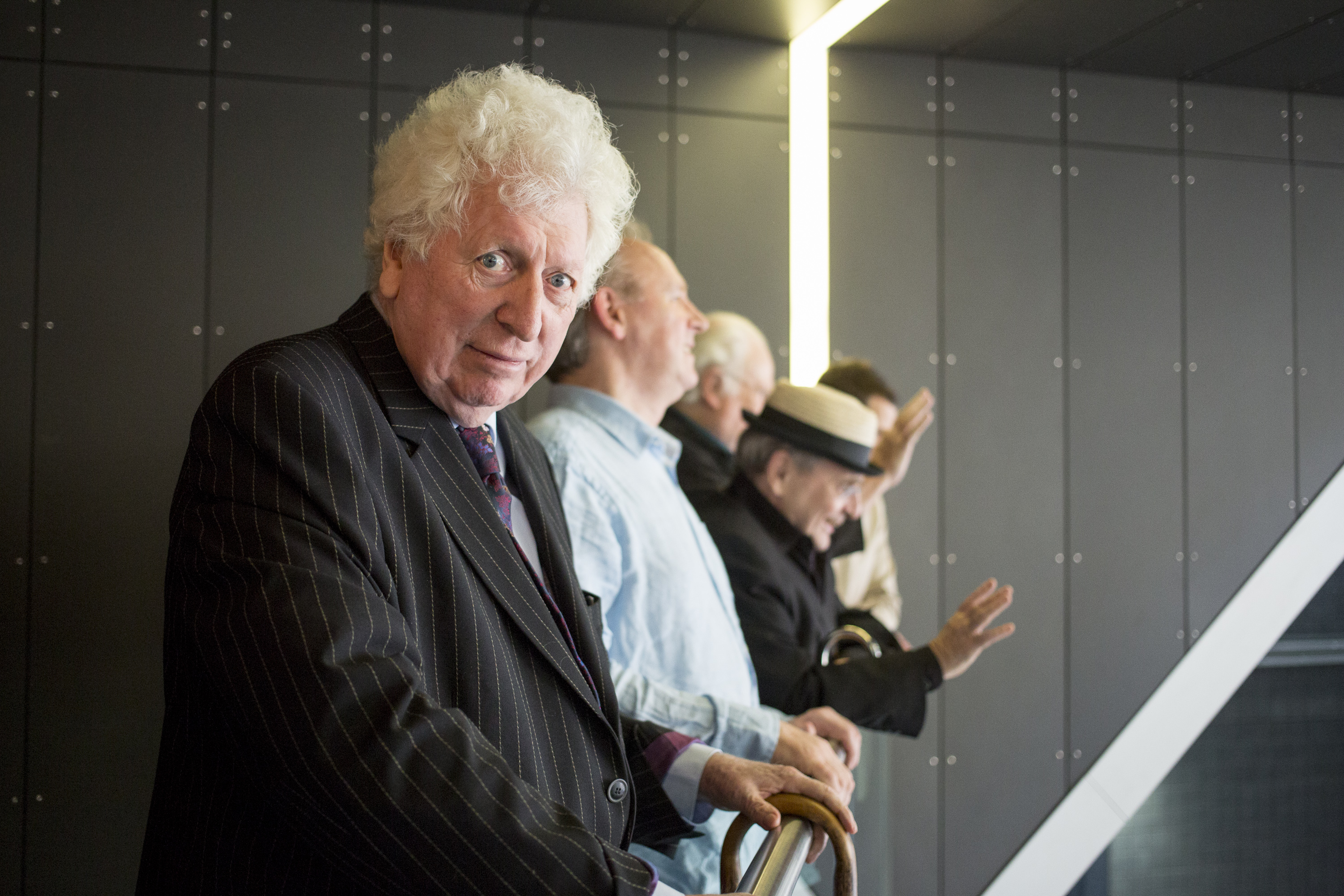 Doctor Who Day 2017 Tom Baker Wishes The Time Lord A Happy Birthday Radio Times