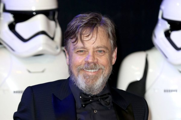 Mark Hamill Star Wars prank: fans freak out as Luke ...