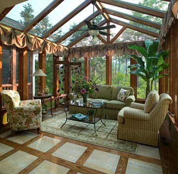 Diy Tips For Sunroom Additions How To Build A Sunroom