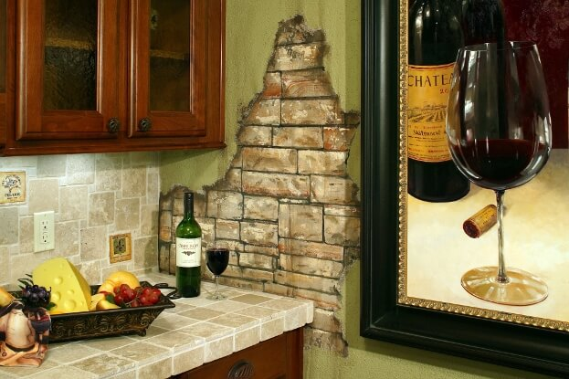 How To Decorate A Kitchen Counter | Kitchen Countertops on Kitchen Counter Decor  id=57033