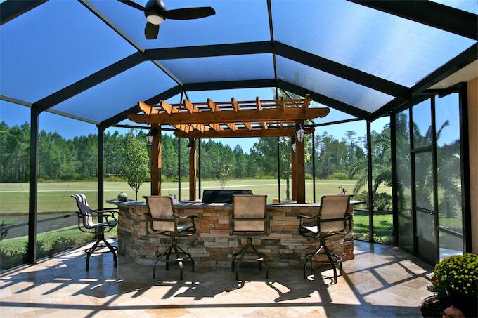 2017 Patio Enclosure Repair Cost Guide | Sunroom Repair on Patio Enclosures  id=40375
