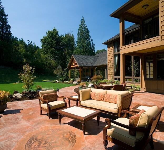 Building A Mexican Themed Garden & Backyard on Mexican Backyard Decor  id=64757