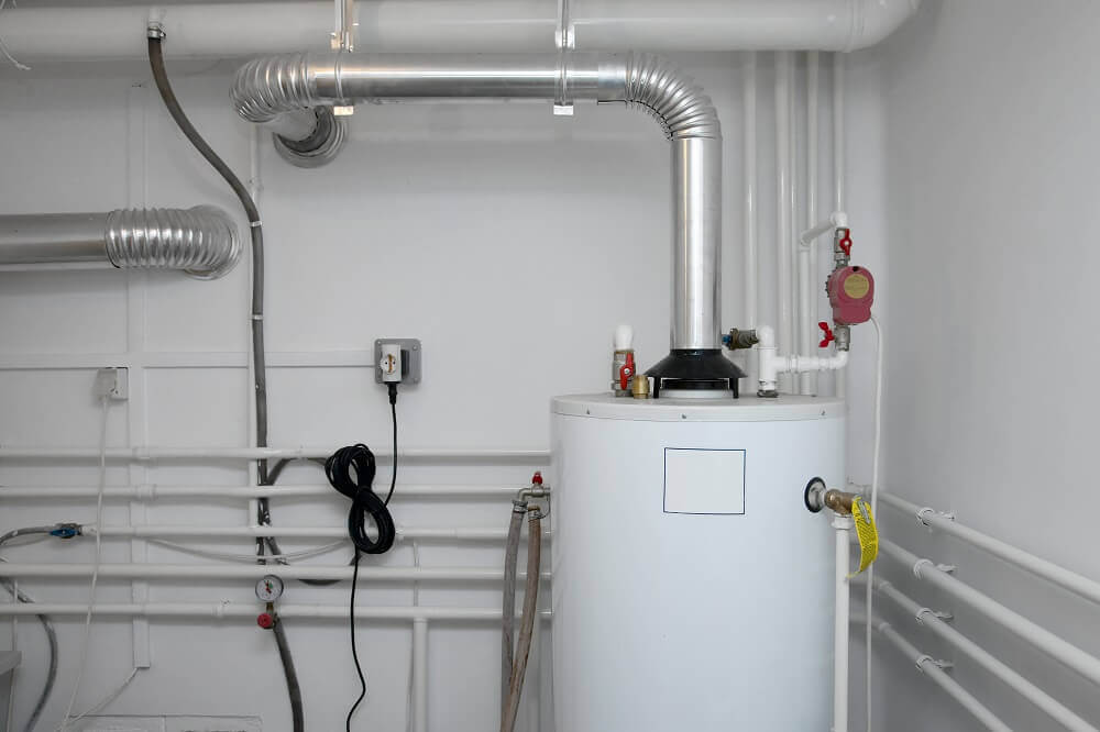 July Water Heater Inspection