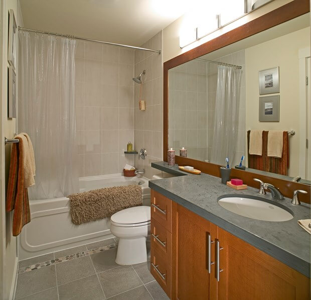 Get Bathroom Remodel Ideas Before And After Background