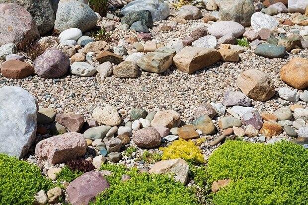 Rock Garden Ideas | Garden Rocks | Garden Rock Plants on Small Garden Ideas With Rocks id=45575