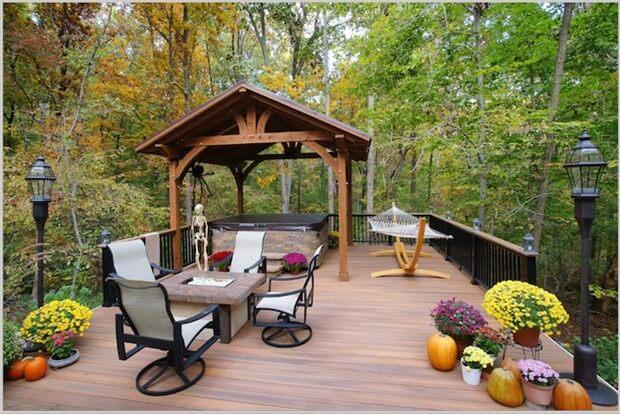 why you should add an outdoor gazebo