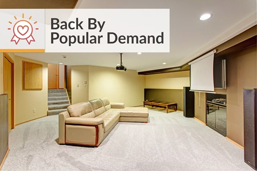 basement flooring options over concrete