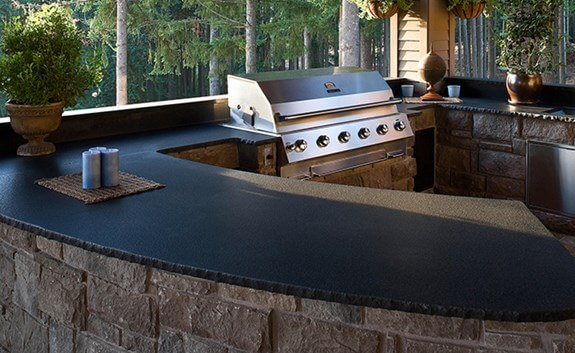How to Build an Outdoor BBQ   DIY Outdoor BBQ on Diy Bbq Patio id=86046