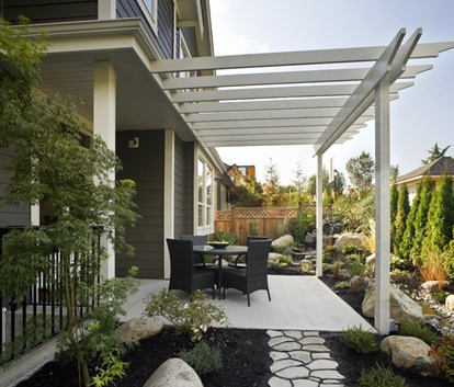 5 Back Porch Ideas & Designs For Small Homes on Backdoor Patio Ideas id=76178