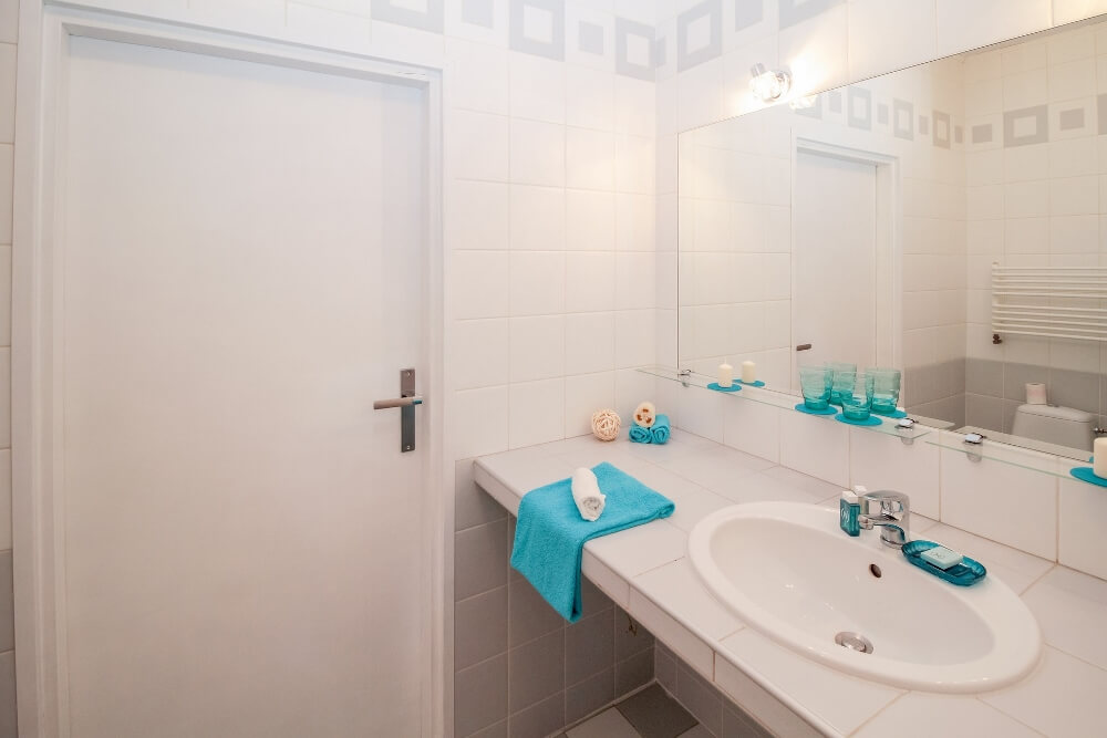 small windowless bathroom ideas bathroom with no window on best paint colors for bathroom with no windows id=90977