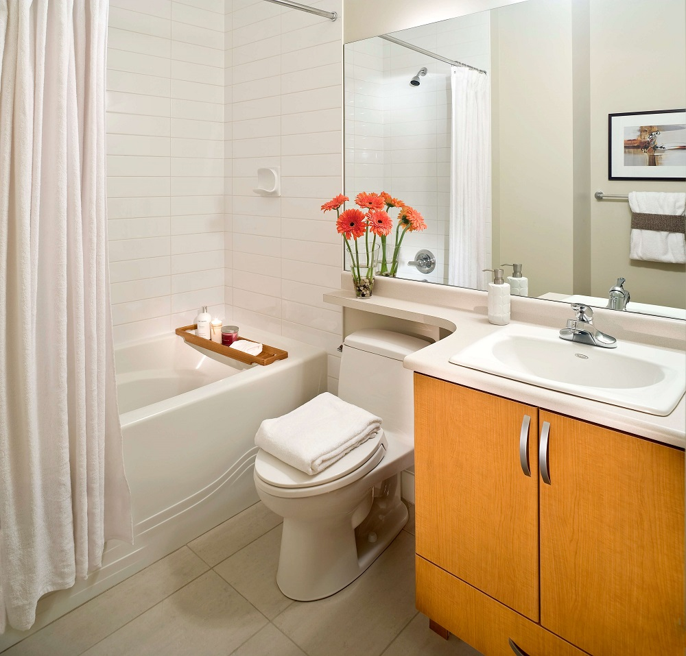 7 Awesome Layouts That Will Make Your Small Bathroom More ... on Small Area Bathroom Ideas  id=40824